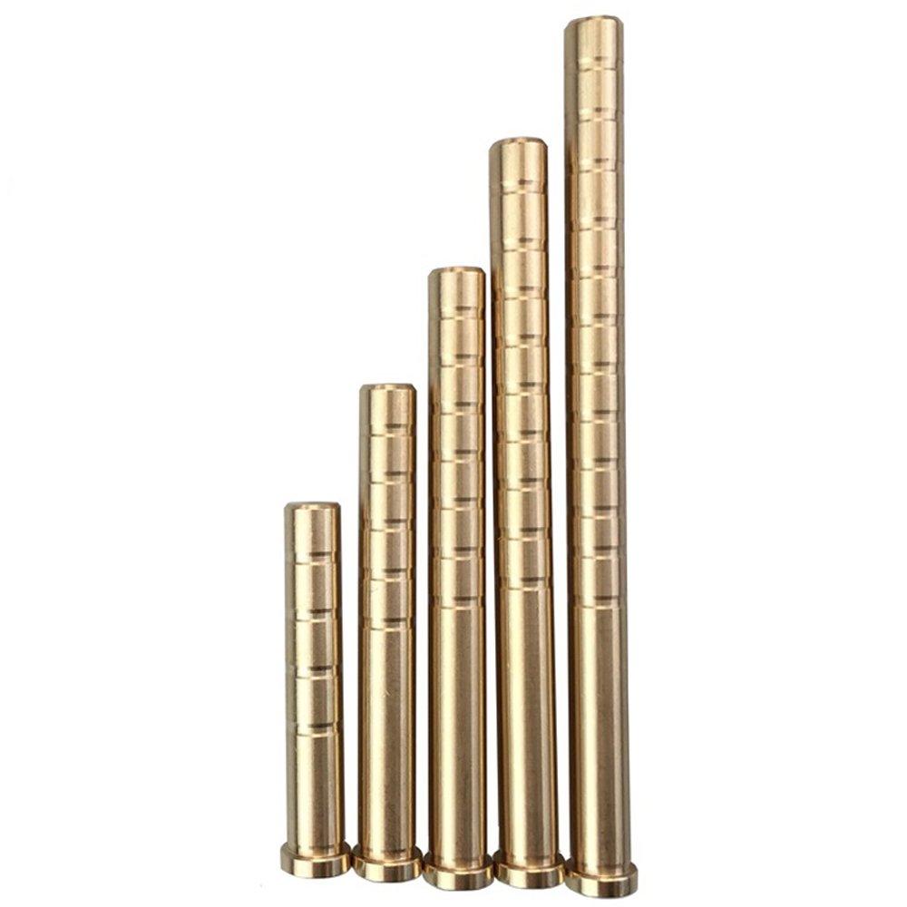 SHARROW 20 pièces 100-300 Grain Insertion de Flèche Arrow Insert pour Arbre Flèches 6.2mm Diamètre Intérieur China AME Factory