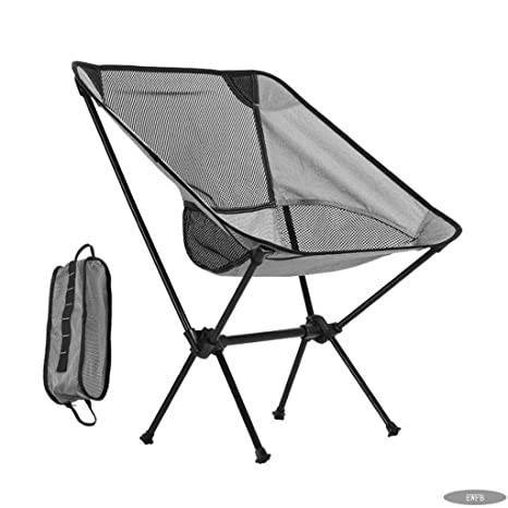Silla de Camping EWFB Silla Plegable de Tela Oxford ...