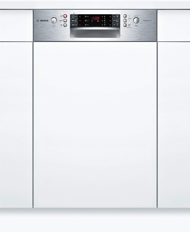 Bosch Serie 6 SPI66TS01E lavavajilla Semi-incorporado 10 cubiertos ...
