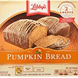 Libby's All Natural Pumpkin Bread Kit with Icing - Makes 2 Loaves