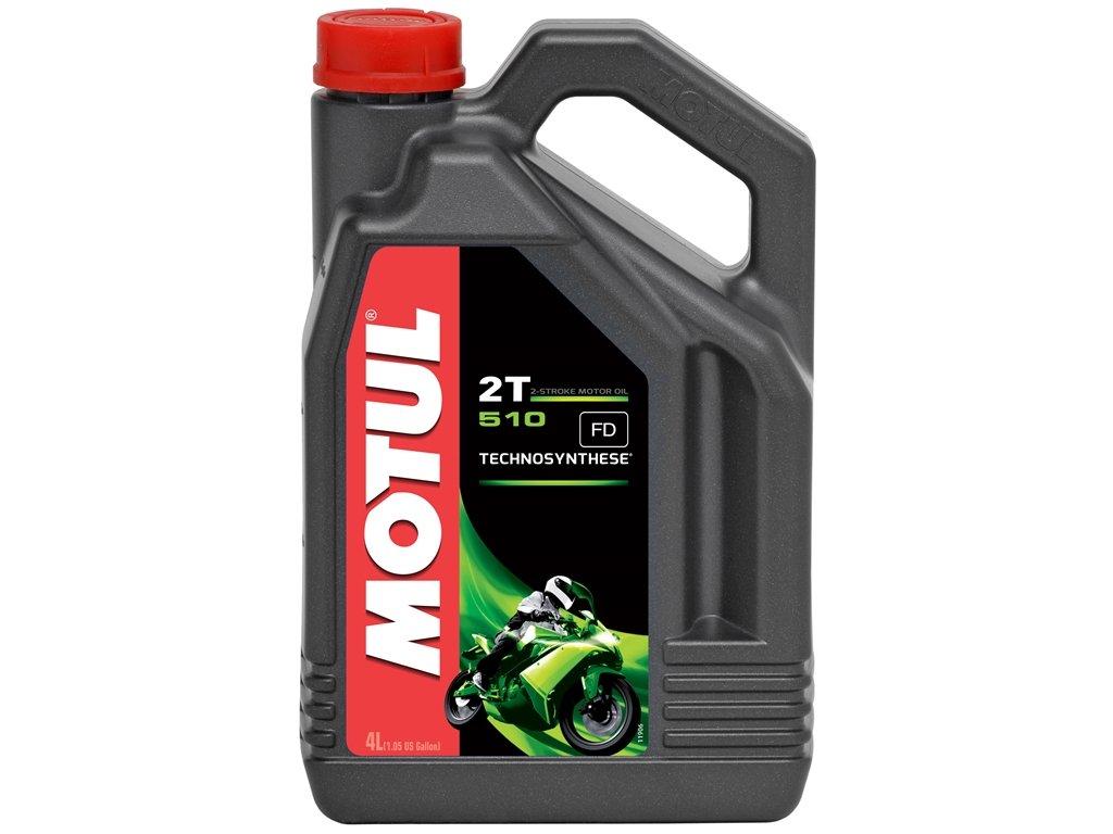 Motul 510 2T 2-Takt Motorenö l synthetisch 4 Liter 104030