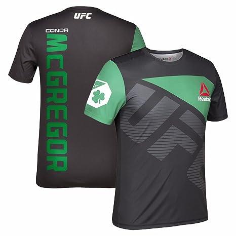8cb2947cd46d3 Amazon.com : Reebok Conor McGregor UFC Fight Kit Official (Black ...