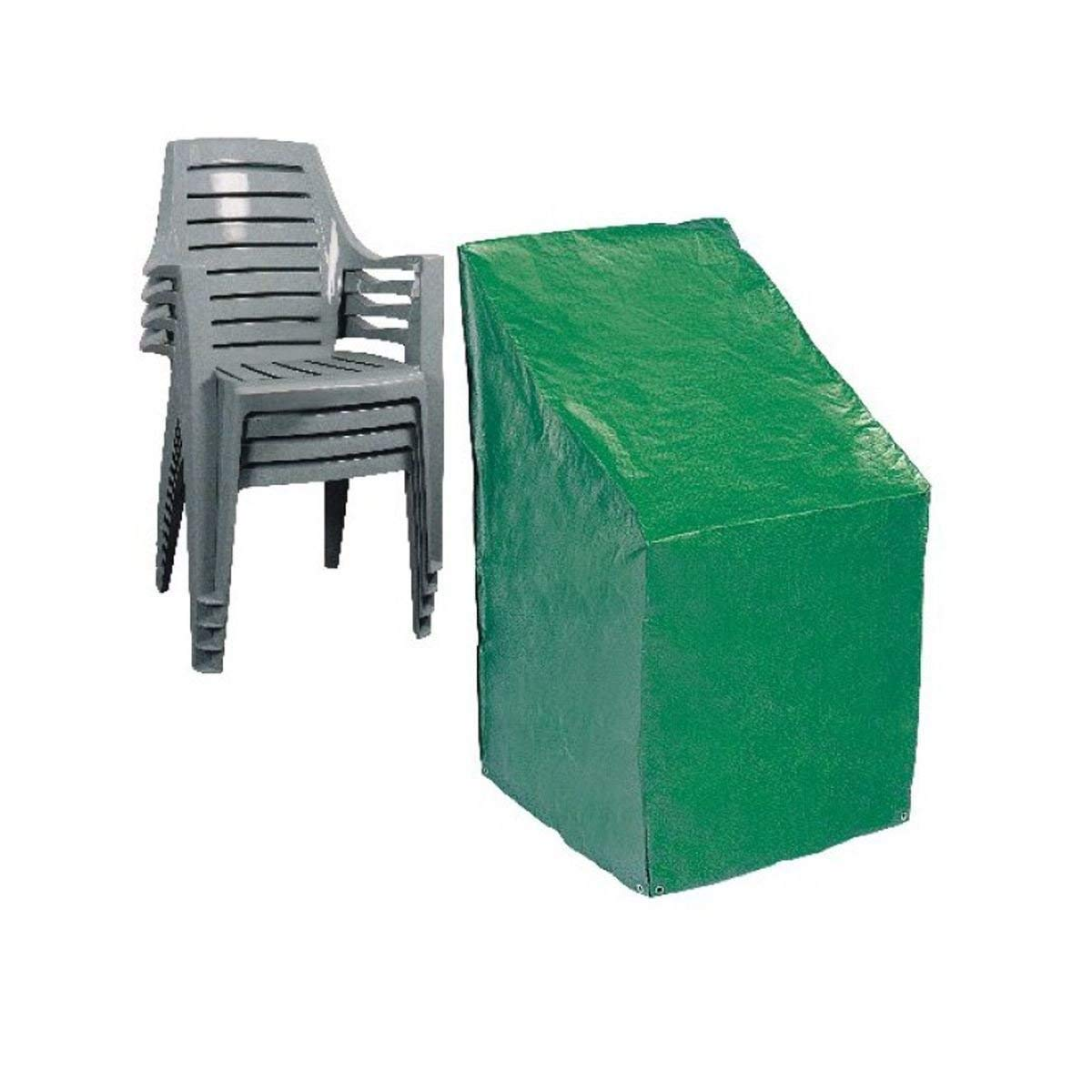 My Garden Durable Waterproof Outdoor Stackable Chair Cover