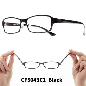 cccd60f41a16ed Amazon | 近眼 近視 眼鏡【CF5043C1-5.00 PD62 】近眼 近視 メガネ用 ...