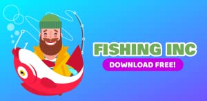 Fishing Inc: Free Tycoon Games - Hooked Fish by JustForward Hyper Casual Games