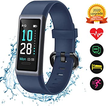KUNGIX Pulsera de Inteligente Mujer, Smartwatch Impermeable IP68 ...