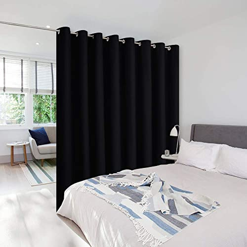 NICETOWN Room Separator Curtains Screens Partition