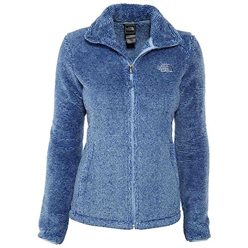 North Face Women's Osito 2 Jacket Chambray Blue/Coastal F...
