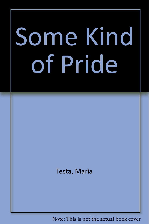 Download Some Kind of Pride pdf epub