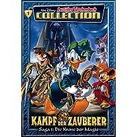 Lustiges Taschenbuch Collection 01: Kampf der Zauberer - Die Krone der Magie