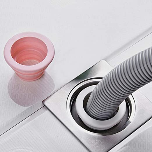 Tapón de Sellado de Desodorante para Tubería de Cocina Lavadora ...