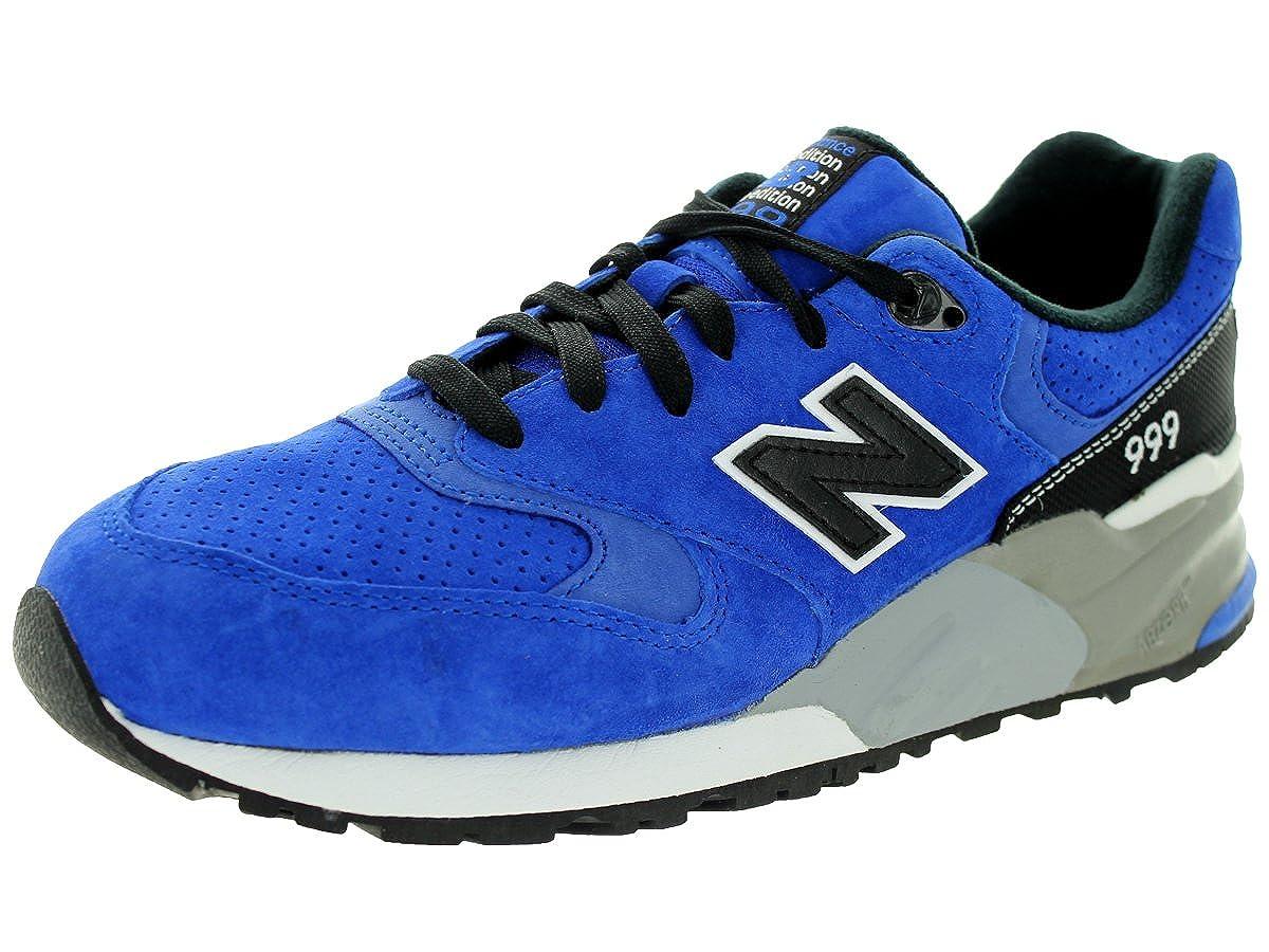 New Balance , Blau Herren Turnschuhe Blau , blau 501da8