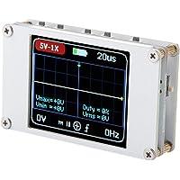 Osciloscopio digital, DSO188 Handheld Mini Pocket Portátil Osciloscopio