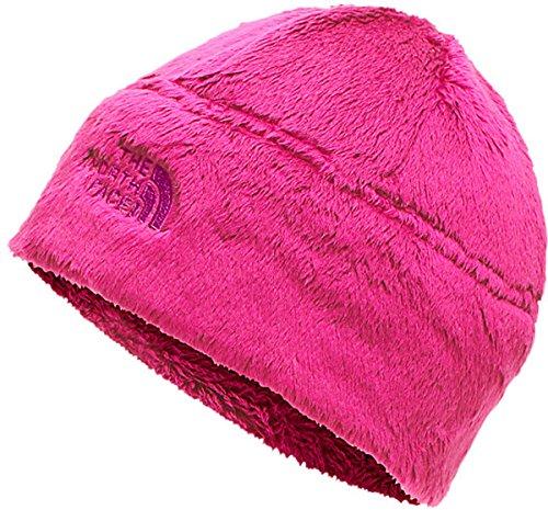 The North Face Kids Girl's Denali Thermal Beanie (Big Kids) Cabaret Pink (Prior Season) ()