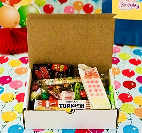 Woodstock Candy 1978 40th Birthday Gift Box