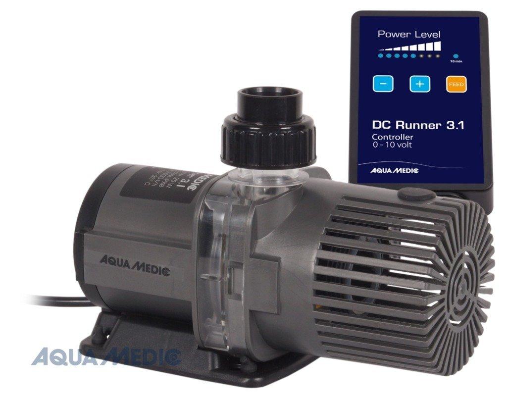 Aqua Medic DC Runner 3.1, regelbar incl. Controller