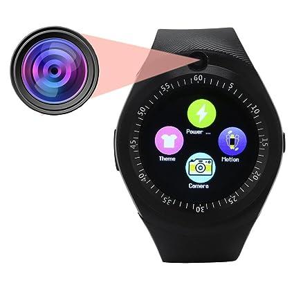 Amazon.com : 2018 Smart Watch SmartWatch Bluetooth Phone ...
