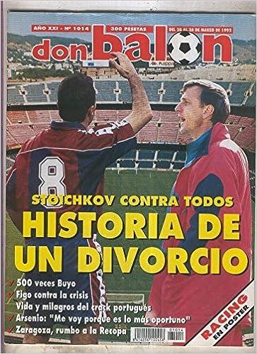 Don Balon numero 1014: Amazon.es: Varios: Libros