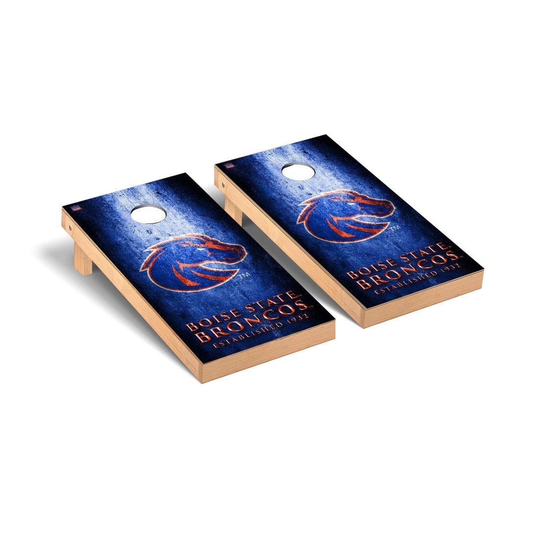 Victory Tailgate Boise State Broncos Regulation Cornhole Game Set Museum Version