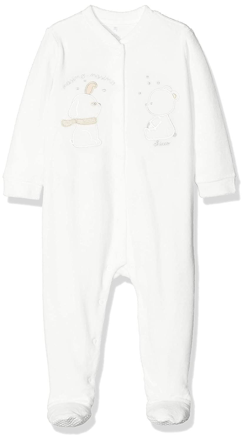Chicco Unisex Baby Playsuit Davanti