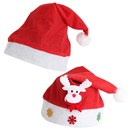 8ec94095cd932 Powerjc Santa Hat