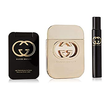 Amazoncom Gucci Guilty By Gucci For Women 3piece Set Includes 25