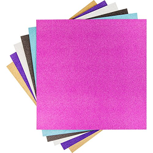 Cricut Glitter Vinyl, Sampler by Cricut