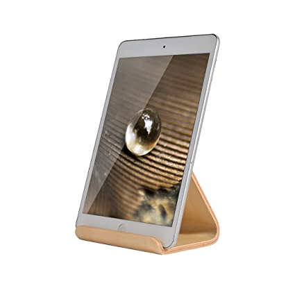 Pleasant Samdi Wood Ipad Stand Ipad Holder Wood Stand For Ipad Pro 9 7 10 5 Air Mini 2 3 4 Kindle Nexus Tab E Reader Other Tablets 4 13 Inch White Home Interior And Landscaping Palasignezvosmurscom