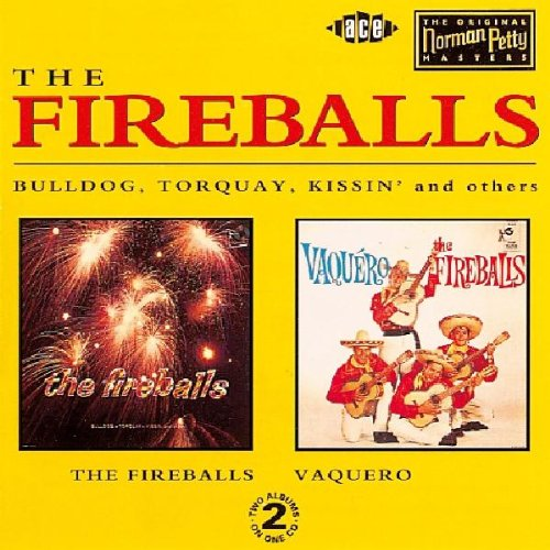 The Fireballs - The Fireballs / Vaquero - Zortam Music