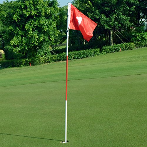 Funmall Golf Cup with Backyard Flag Pole by Funmall (Image #3)