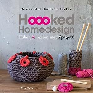 Amazoncom Tirion Creatief Hoooked Homedesign Haken Breien Met