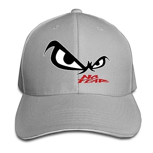 Amazon.com  Unisex No Fear Owl s Eyes Sandwich Baseball Cap  Clothing b5fb1f207d6