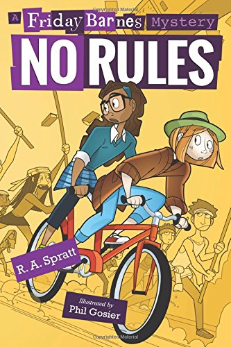 Read Online No Rules: A Friday Barnes Mystery (Friday Barnes Mysteries) PDF