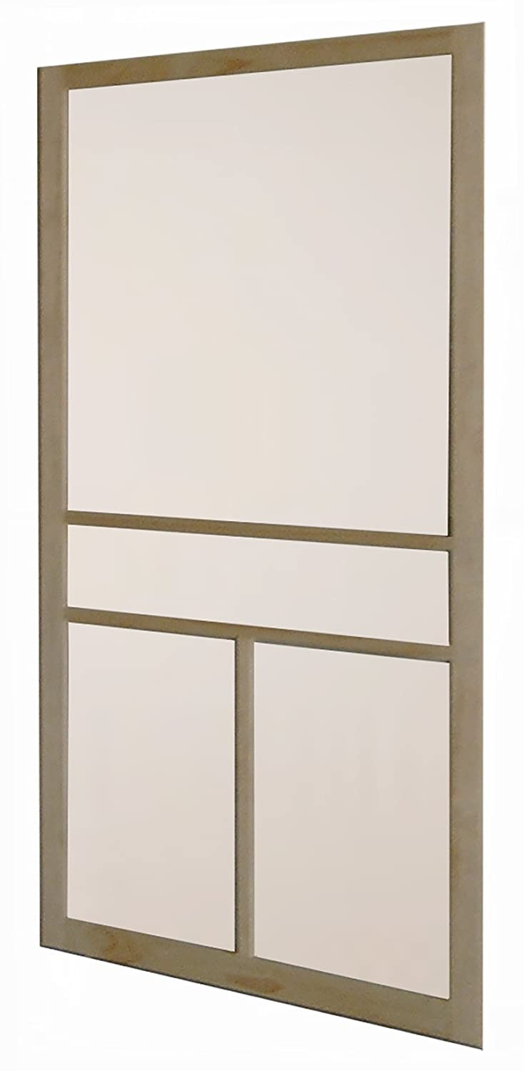 Solid Stainable Wood Screen Door T Bar 30x80 Amazon