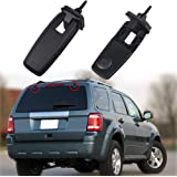 05-07 for Mercury Mariner Rear Window Lift Hinge OE YL8Z78420A68BA YL8Z78420A69BA YL8Z-78420A68-BA YL8Z-78420A69 ROADFAR Glass Hinge Sets for Ford Escape 01-07