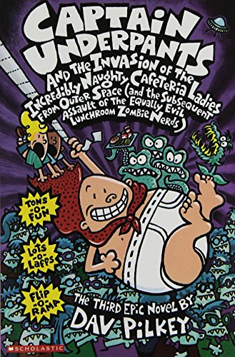 The New Captain Underpants Collection (Books 1-5) by The Blue Sky Press (Image #3)