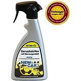 reimair New Car Noble Geruchskiller 500 ml original Neuwagenduft mit Ledernote sowie edlem Holz