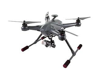 XciteRC 15003300 - Cuadrocóptero Scout X4 RTF - Dron FPV con ...