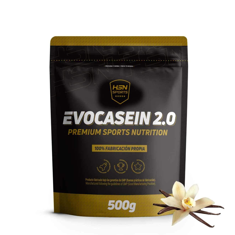 Caseína Micelar de HSN | Evocasein 2.0 | Proteína para Antes de ...