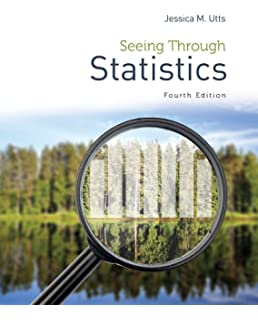 Amazon cengage advantage books fundamental statistics for seeing through statistics fandeluxe Gallery