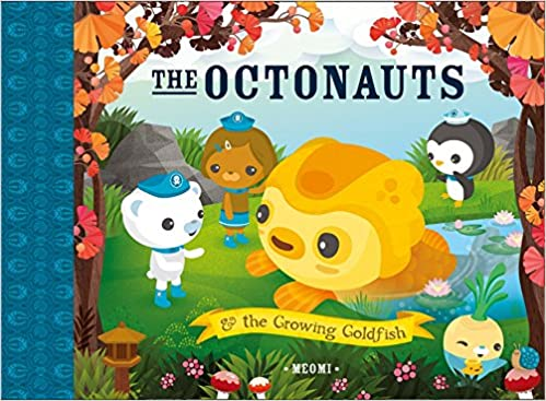 The Octonauts and The Growing Goldfish