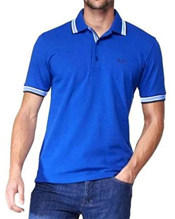 BOSS Hugo Polo para Hombre Paddy Modern Fit: Amazon.es: Ropa y ...