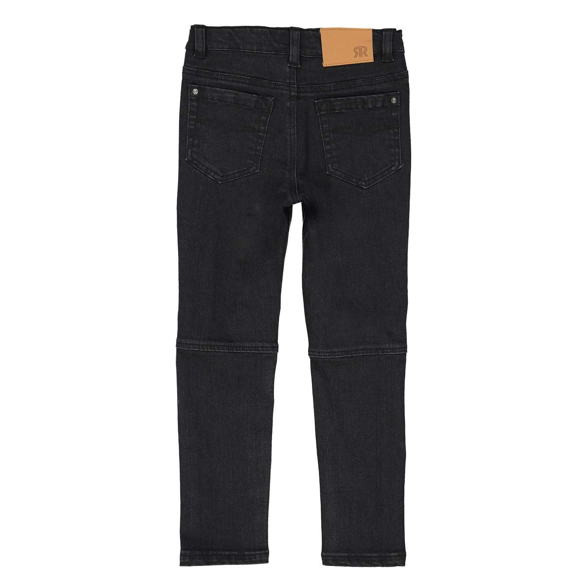 La Redoute Collections Big Boys Super Tough Slim Fit Jeans 3-12 Years Black Size 10 Years 54 in.