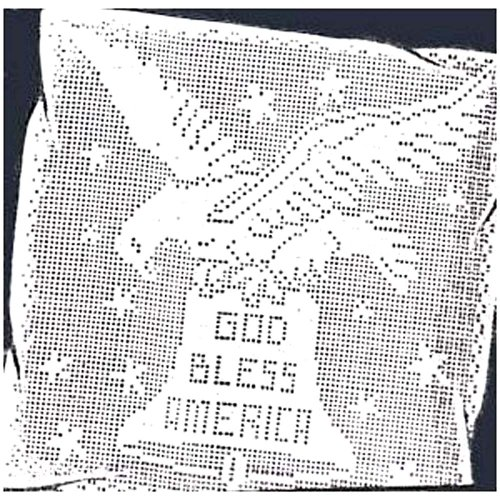 - Filet Crochet and Cameo Crochet God Bless America Patriotic Eagle Liberty Bell Pattern for Wall Panels & Pillows