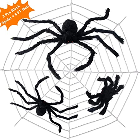 Sensil Halloween 2020 Cocone Amazon.: Halloween Giant Spider   Outdoor Halloween