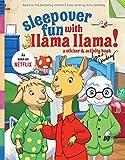 img - for Sleepover Fun with Llama Llama: A Sticker & Activity Book book / textbook / text book