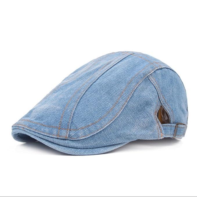 YXYP Impresion 1 PCS Sombreros Boina Sombreros de Hombres Sombrero de Mujer  Casual Outing Hat Sombrero aeaa9f91373