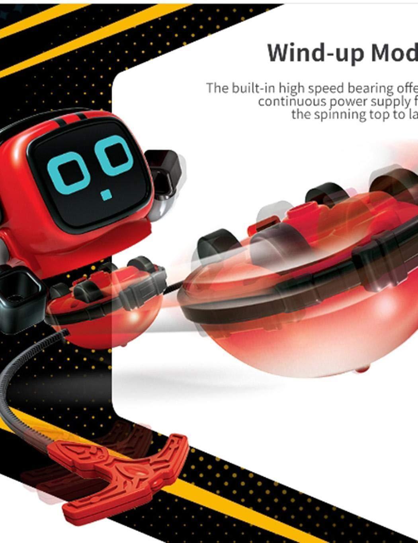 Fanala Children Durable Cute Robot Shape Wind-up Toys Clockwork Toy Wind-Up Toys