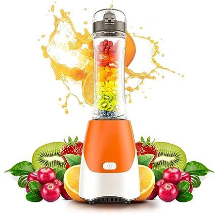 Batidoras de vaso Exprimidor Hogar Automático Multifuncional Jugos De Frutas Y Verduras Taza De Jugo Pequeño