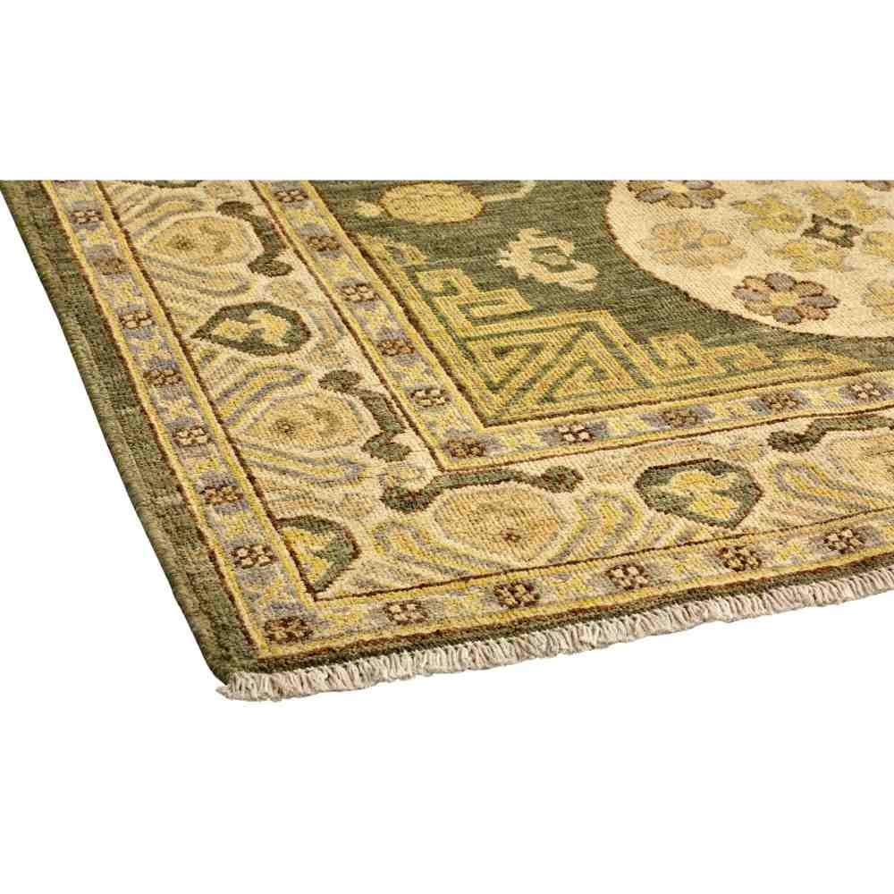 Solo Rugs Khotan Hand Knotted Area Rug 4 1 x 6 0